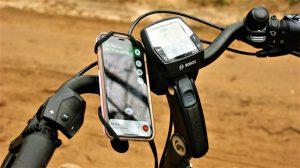 שימוש באופניים חשמליים